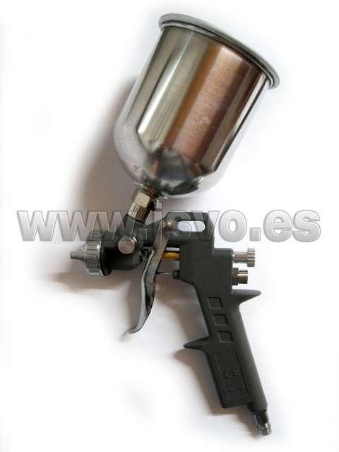 Pistola Pintar Por Gravedad Orework