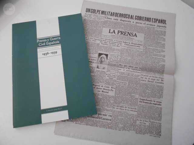 PRENSA Y GUERRA CIVIL ESPAÑOLA (1936-39)
