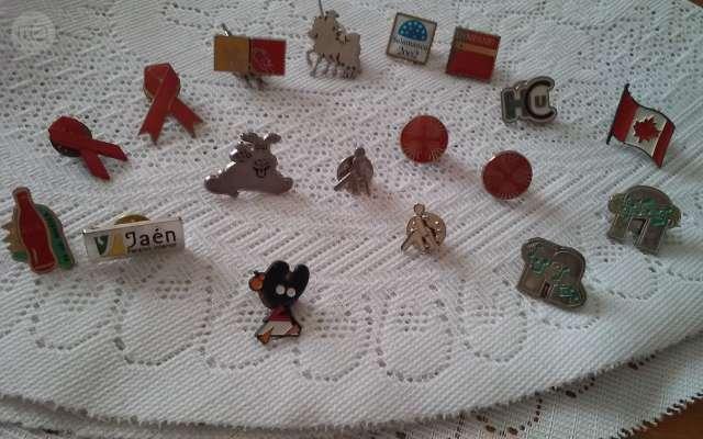 Pins De Coleccion
