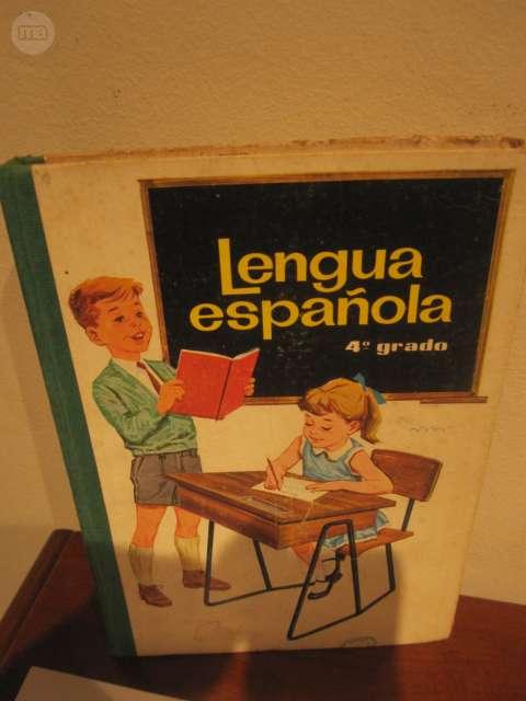 LENGUA ESPAÑOLA 1962