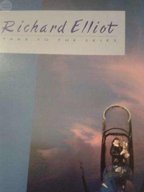 VINILO:  RICHARD ELLIOT (LP) - foto 1