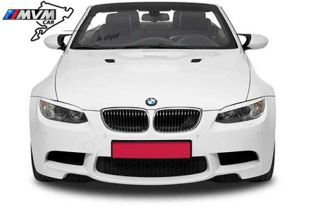 PESTAÑAS DE FARO BMW SERIE 3 E92 E93