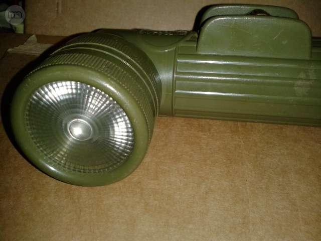 Linterna Fluton Mx-991/U Usa Eeuu 70