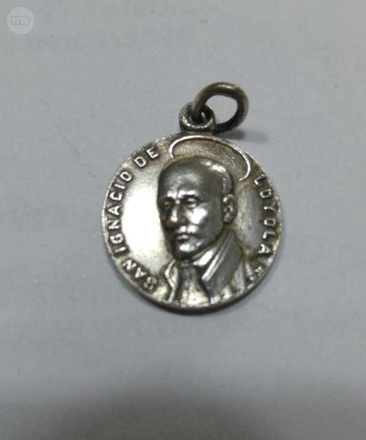 Medalla Antigua Ignacio De Loyola