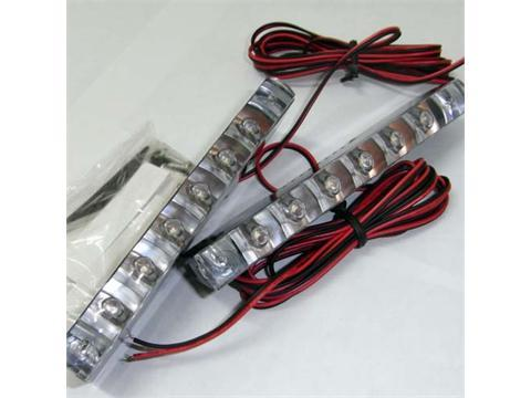 LUCES DRL PARA COCHES BLANCO 6000K