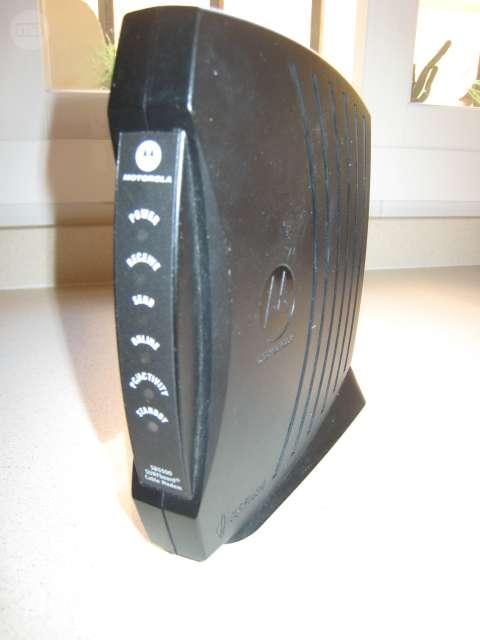 MODEM SB5100 MOTOROLA DESCARGAR CONTROLADOR