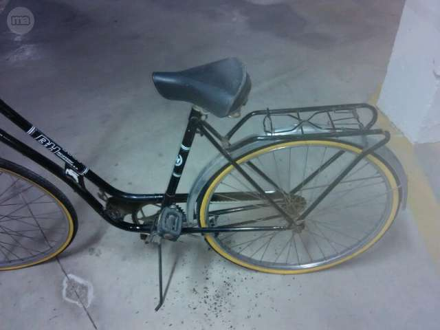 Vendo Bicicleta De Paseo Bh
