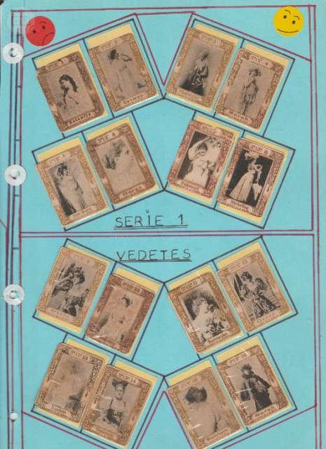 Cd Con Albunes De Fototipias  Cajas De C