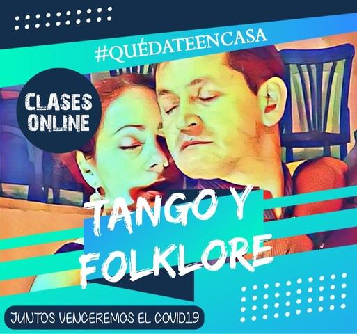 CLASE DE TANGO ARGENTINO PEHUEN Y NURIA - foto 1