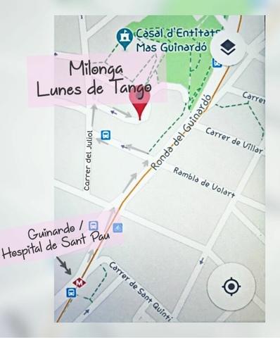 CLASE DE TANGO ARGENTINO PEHUEN Y NURIA - foto 5