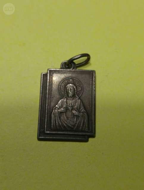 Medalla Sagrado Corazón (Mont Carmel)
