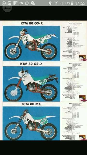 KTM 80