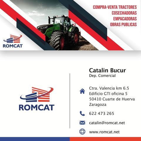 WWW. ROMCAT. ES COMPRA PARA EXPORTACION