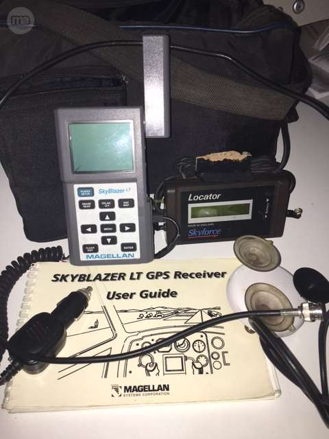 GPS SKY  BRAZE LOCATOR AEREO MAGELLAN - foto 4