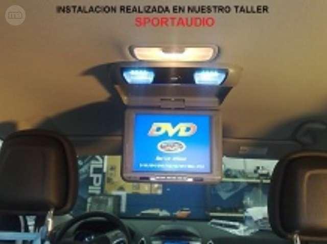 PANTALLA DVD PARA TECHO - foto 1