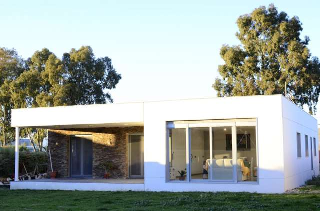Casas Prefabricadas Con Módulos Hormigon