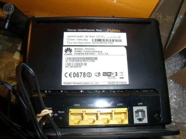 MIL ANUNCIOS COM - Router wifi huawei hg532c Segunda mano y anuncios
