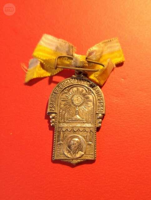 Medalla Asamblea Eucarística 1940