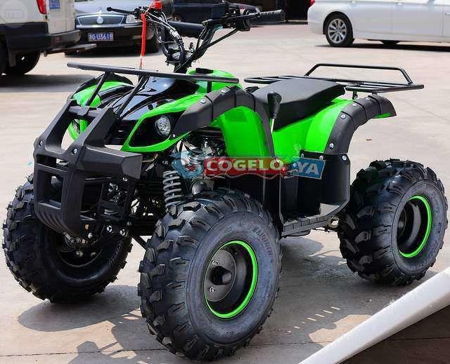 QUAD 125CC - HUMMER ATV PANDA - NUEVOS