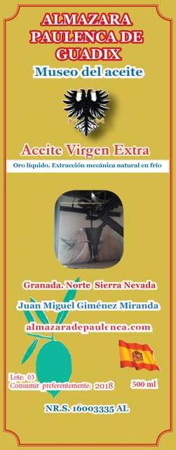 DISEÑO ETIQUETAS DE ACEITES Y VINOS - foto 2