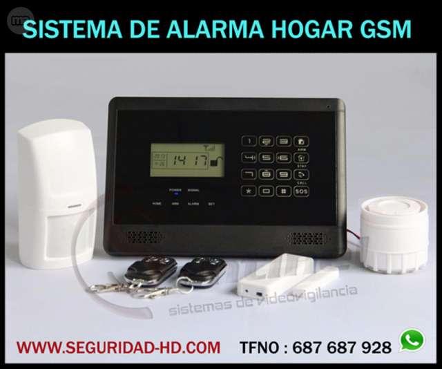 LAS MEJORES OFERTAS EN ALARMAS GSM