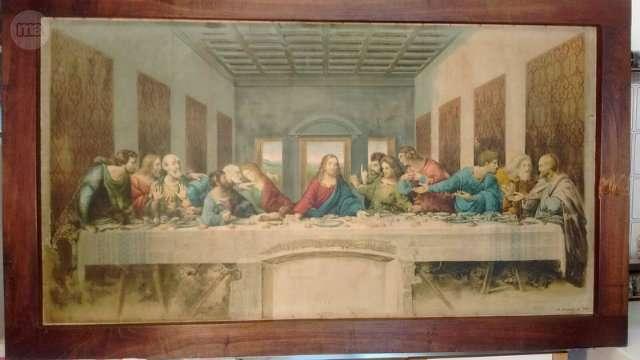 MIL ANUNCIOS.COM - La última cena de Leonardo da Vinci