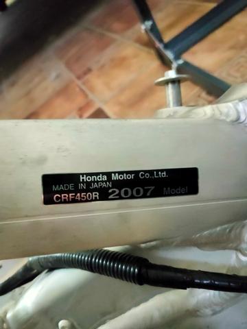HONDA CRF450 2004 - foto 3
