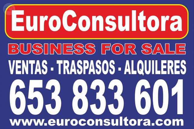 TRASPASOS BARES RESTAURANTES