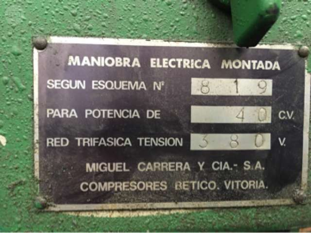 COMPRESORES DE TORNILLO BETICO - foto 3