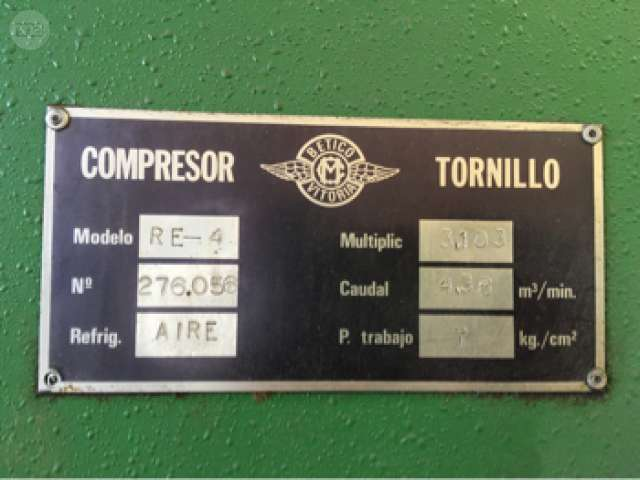 COMPRESORES DE TORNILLO BETICO - foto 5
