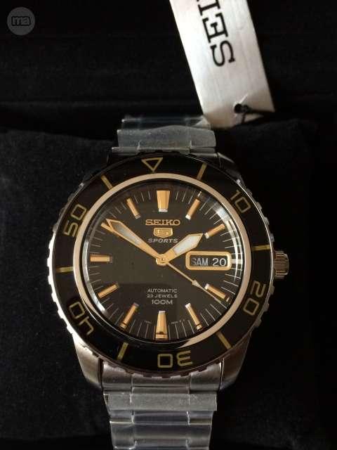 MILANUNCIOS | Comprar y vender relojes seiko 5 de segunda
