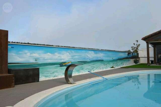 MURALES ARTISTICOS GRAFFITI DECORACION - foto 3