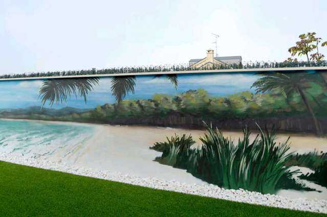 MURALES ARTISTICOS GRAFFITI DECORACION - foto 5