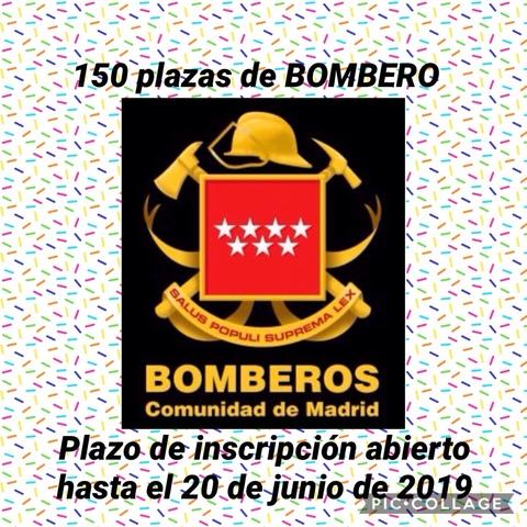 31 PLAZAS:  ENTRENADOR PERSONAL BOMBEROS - foto 2