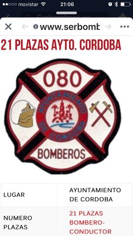 31 PLAZAS:  ENTRENADOR PERSONAL BOMBEROS - foto 3