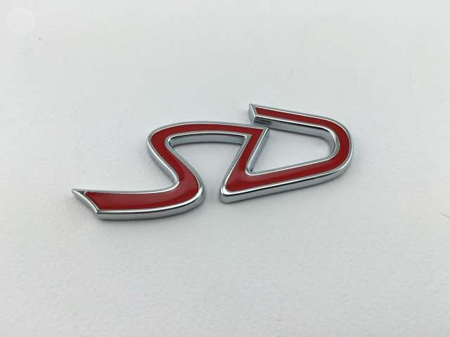 MINI COOPER SD LOGO