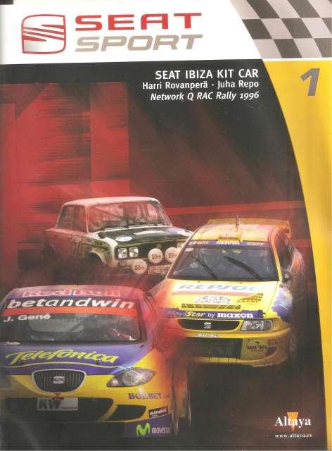 Vendo Fascículo Seat Sport