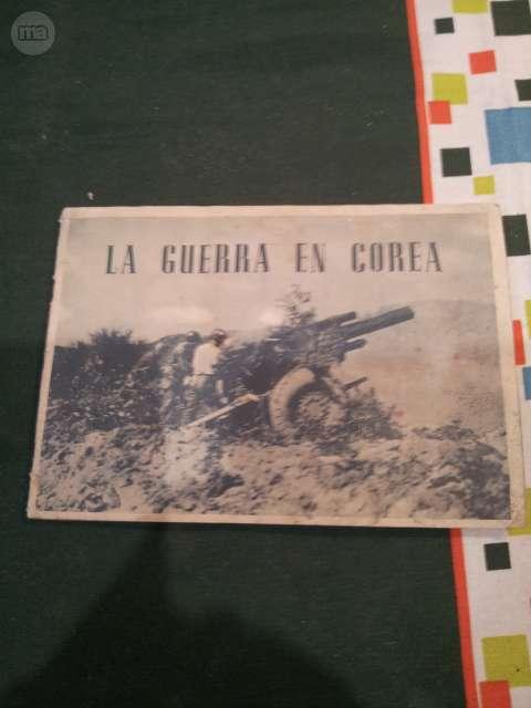 Album De Cromos La Guerra En Corea 1950