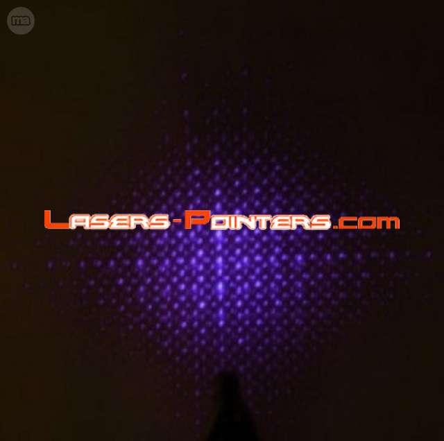 PUNTERO LASER VIOLETA 100MW (405NM)- AVI