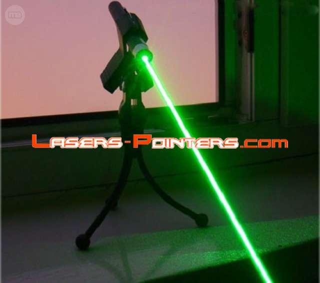 PUNTERO LASER VERDE 100MW (532NM) - AVIL
