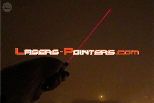PUNTERO LASER ROJO 100MW (650NM) - AVILA