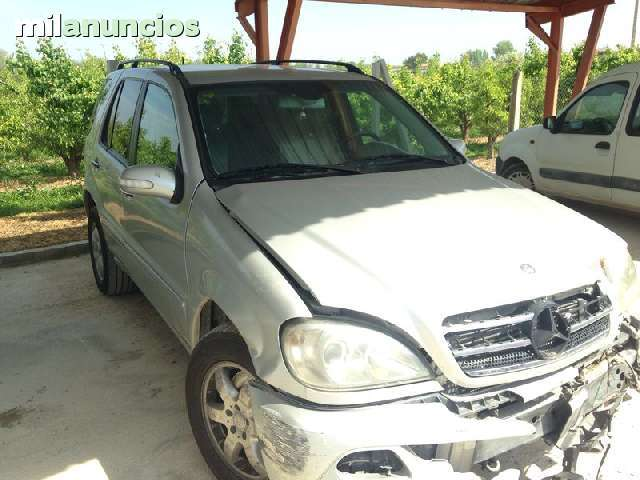 DESPIECE COMPLETO MERCEDES ML 2002