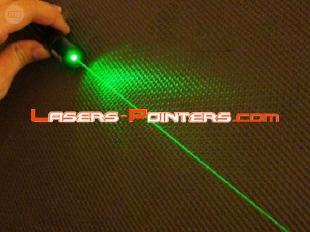 PUNTERO LASER VERDE 200MW (532NM) - AVIL