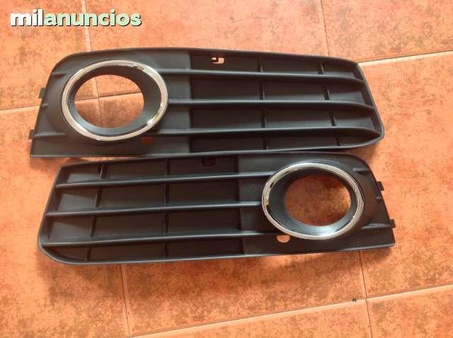 Vauxhall Astra H 2007-2012 N//S Izquierda Parachoques Delantero Rejilla Inferior agujero de luz de niebla