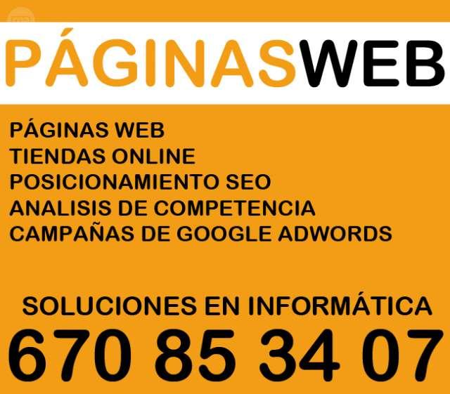 PÁGINAS WEB ECONOMICAS - foto 1