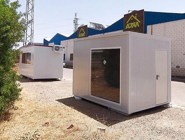 Mil anuncios com caseta de obra modulos casas prefabric - Casas de modulos ...