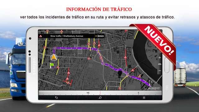 APP GPS PARA CAMIONES - foto 1