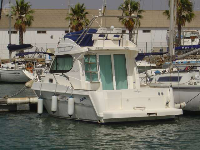 YATE ALTAIR - CR 8. 60 FLY - foto 4