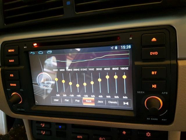 NAVEGADOR ANDROID 16G BMW