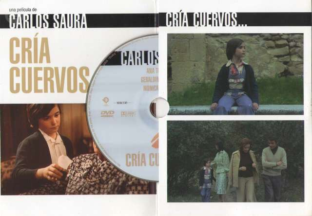 DVD CRÍA CUERVOS -